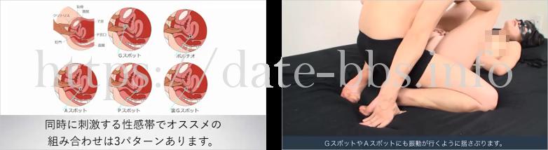 膣イキ記憶術・パーフェクトビデオ